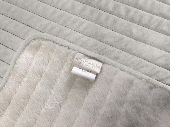 Либерти (серый) Покрывало 220х240