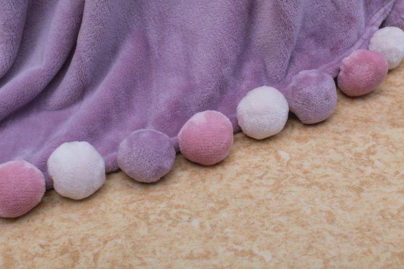 Multi-ball (фиолет) Покрывало 220х240