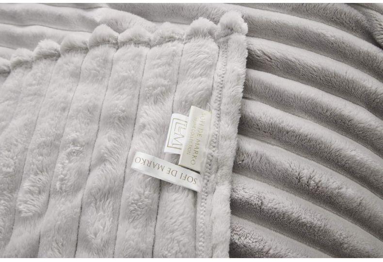 Орнелла (серый) Покрывало 210х230