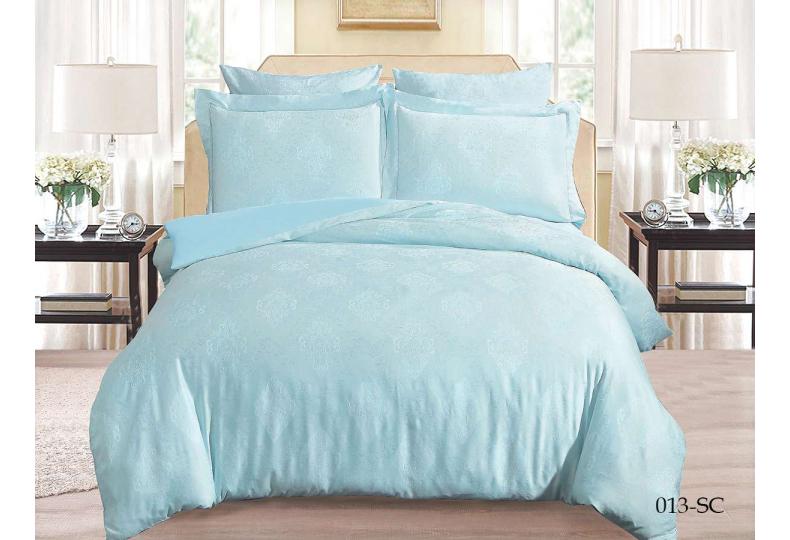 КПБ Cleo Soft Cotton двуспальный 180*215*1 220*240*1(±5) 50*70+6,5*2(±2) 70*70*2(±2) 21/013-SC