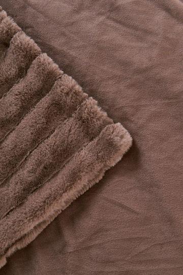 Анабель (шоколад) Покрывало 210х230