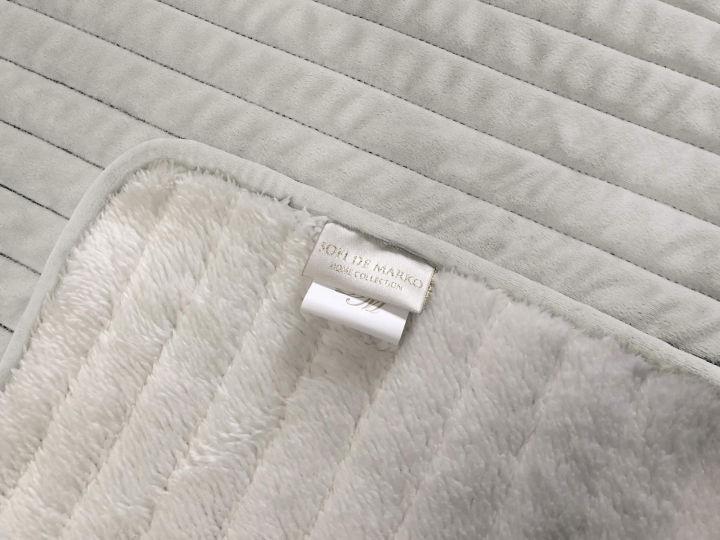 Либерти (серый) Покрывало 160х220