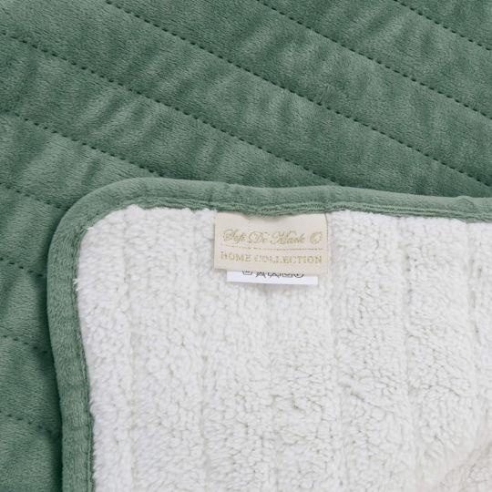 Либерти (зеленый) Покрывало 220х240