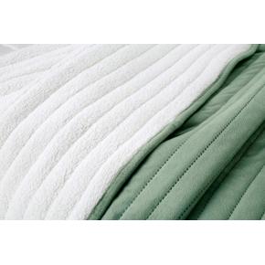 Либерти (зеленый) Покрывало 160х220