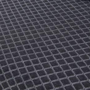 Гранд (темно серый) 220х240 Покрывало Трикотаж