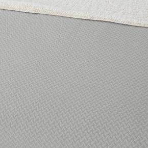 Аманда (серая) 160х220 Покрывало Трикотаж