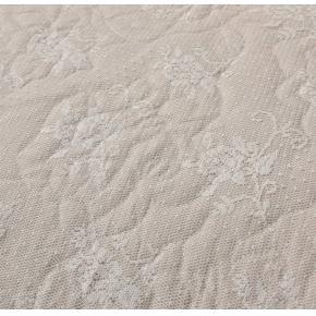 Меликана (беж) волна Покрывало 240х260