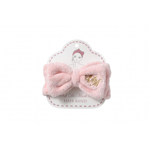 Повязка для волос №2 (розовая)
