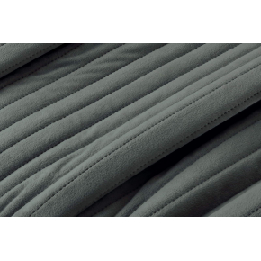 Либерти (темно серый) Покрывало 160х220